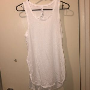 Lululemon White Tank With Tags